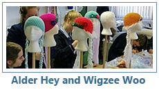 Alder Hey and Wigzee Woo