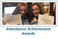 Attendance Achievement Awards