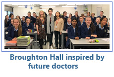 Broughton hall inspired by future d