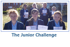 The Junior Challenge