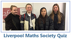 Liverpool Maths Society Quiz