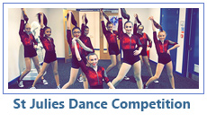 St Julies Dance Competition