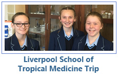Liverpool School of Tropical Medicine Trip
