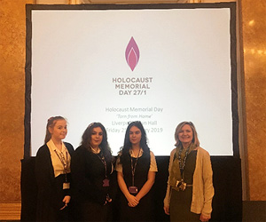 Holocaust Memorial Day Commemoration 2019