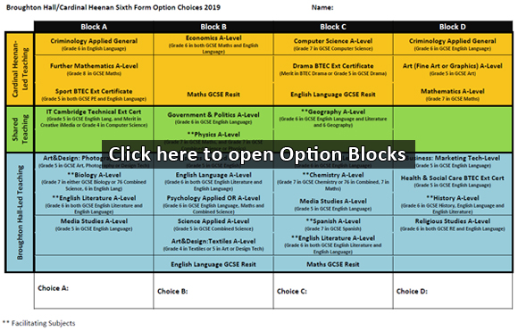 Option Blocks