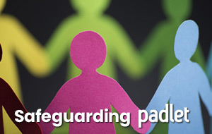 Safeguarding Padlet